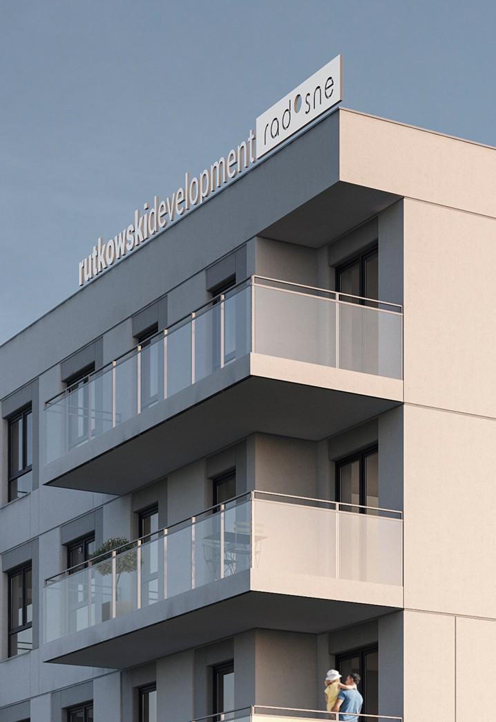 Rutkowski Development osiedle Radosne w Piszu
