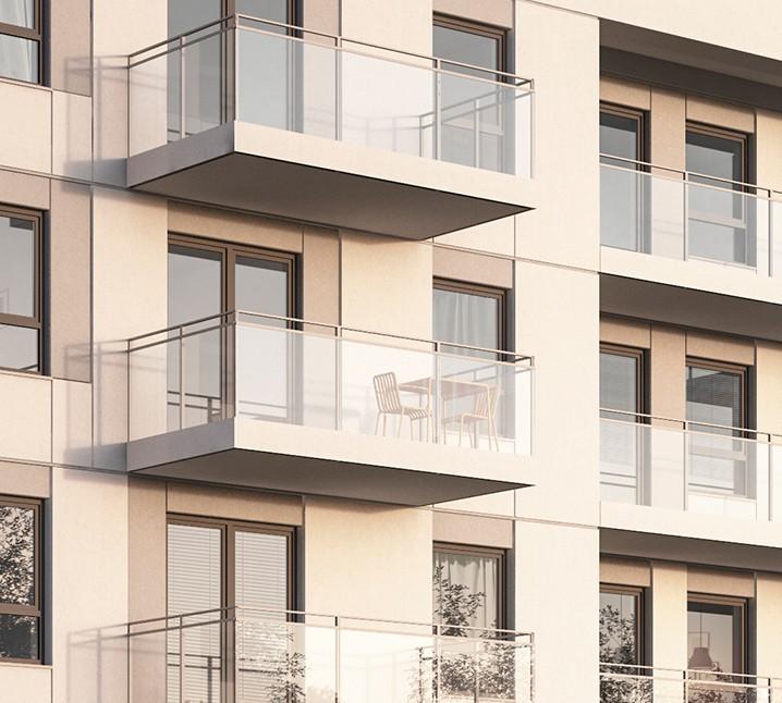 Apartamenty osiedle Radosne mieszkania Pisz