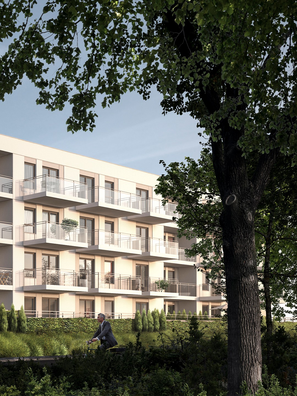 Apartamenty Pisz osiedle Radosne