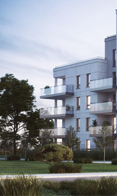 Apartamenty Przystań oferta mieszkań w Giżycku