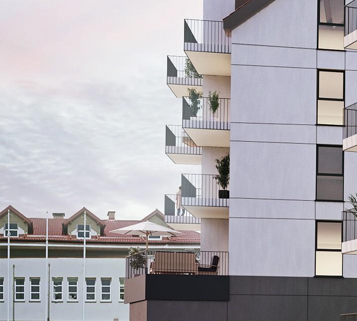 Apartamenty Węgorzewo Nova Port