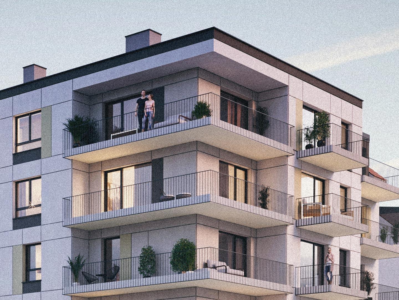Apartamenty Nova Port Mieszkańcy w Węgorzewie