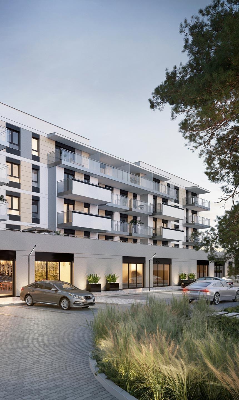 Komfort House oferta mieszkań w Ełku
