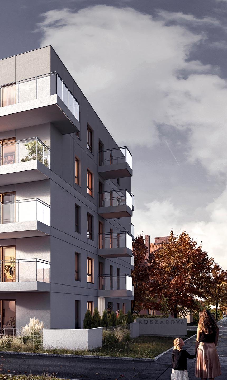 Osiedle Koszarova oferta mieszkań w Giżycku