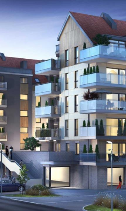 Marina House oferta mieszkań w Giżycku