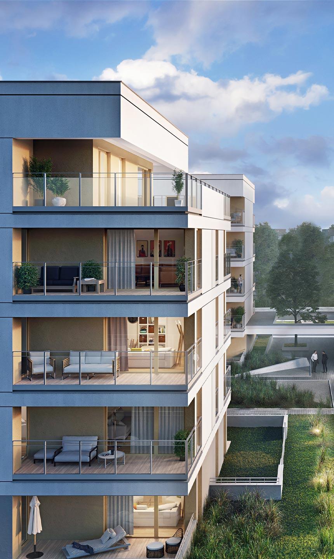 Modern House oferta mieszkań w Ełku
