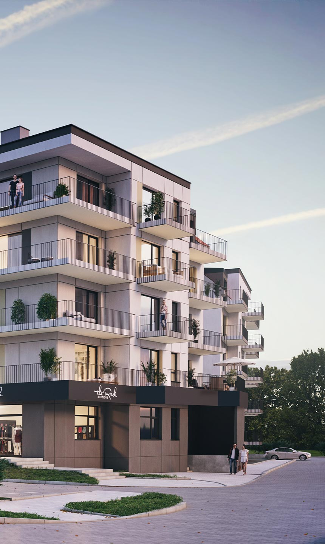 Nova Port oferta mieszkań w Węgorzewie