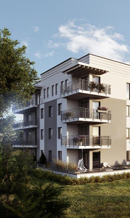 Nowa jeziorna oferta mieszkań w Ełku