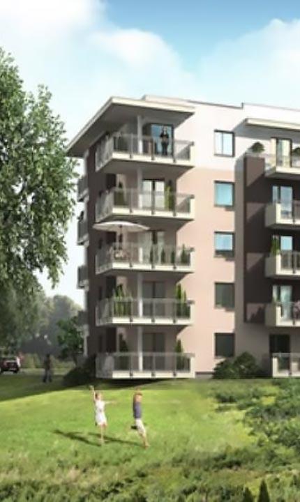 Ogordy Tuwima oferta mieszkań w Ełku