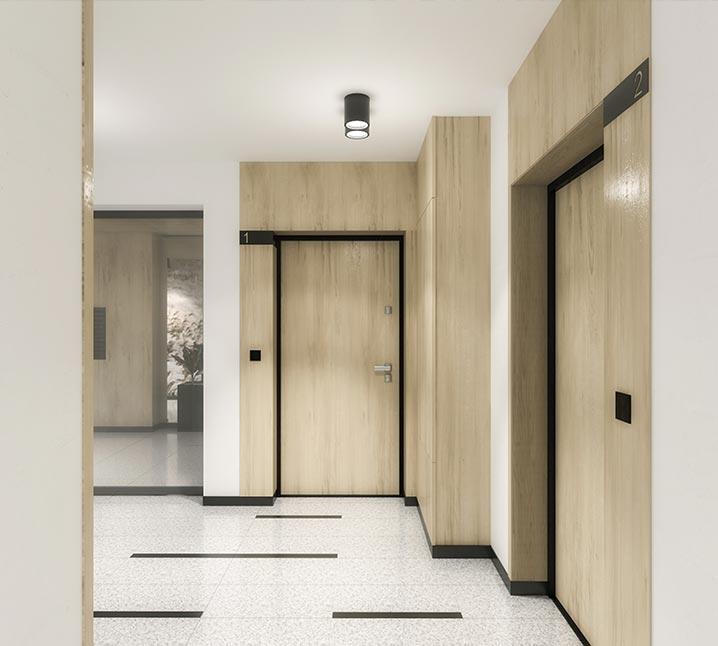 Apartamenty Sobola Biel Suwałki wizualizacja mieszkania