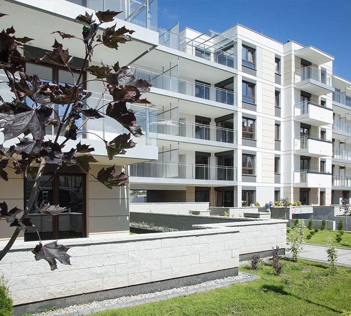 Mieszkania Komfort House w Ełku