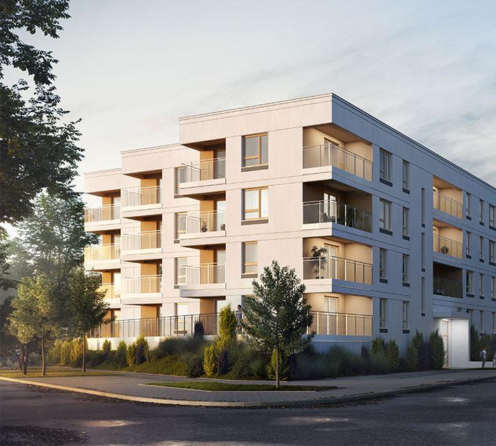 Apartamenty Nova Forma w Węgorzewie
