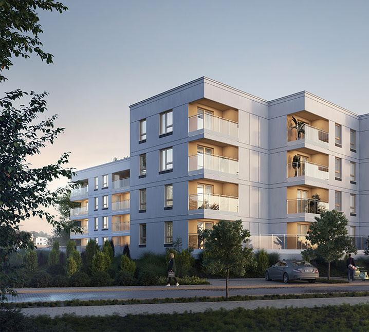 Apartamenty Nova Forma standard Węgorzewo