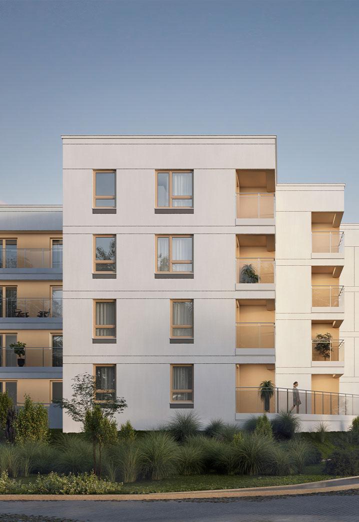 Apartamenty Nova Forma Węgorzewo
